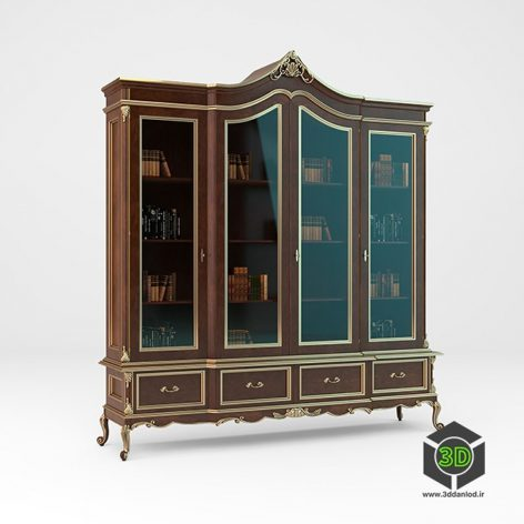 12301 bookcase - (3ddanlod.ir)
