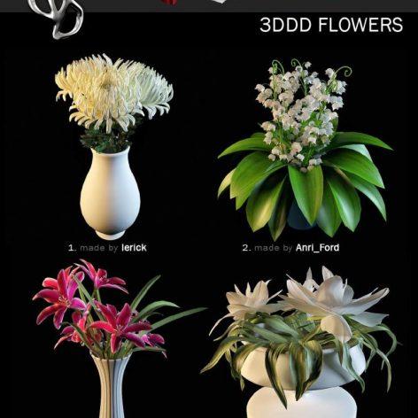 3ddd_Flowers_3dmodels(3ddanlod.ir)_002