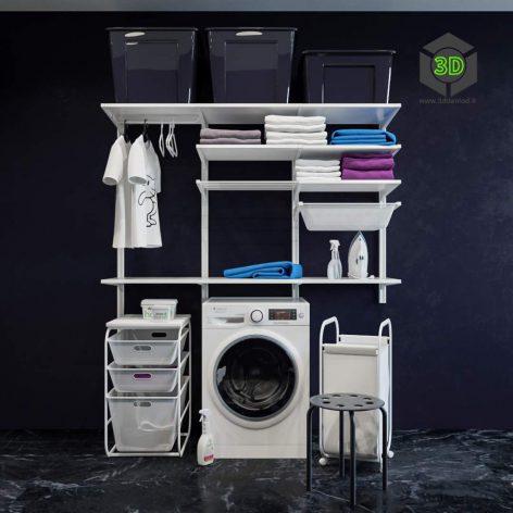 http://trainbit.com/files/2796640884/Algot_IKEA_Storage_System(3ddanlod.ir).rar