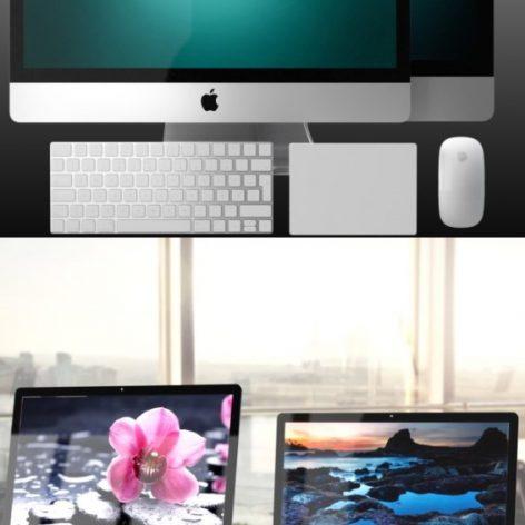 Apple iMac 2015 4k 5k with Accessories(3ddanlod.ir) 017