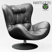 Armchair Natuzzi Sound(3ddanlod.ir) 251
