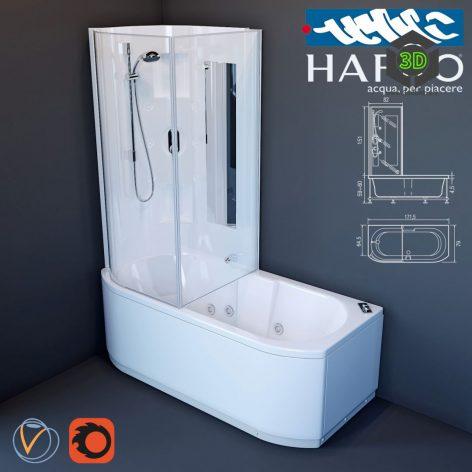Bath Hafro Duo Box(3ddanlod.ir) 181
