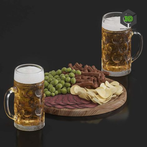 Beer Set(3ddanlod.ir) 284