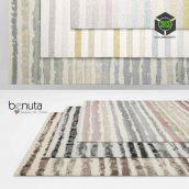 Benuta Justin and Striped Rugs(3ddanlod.ir) 035