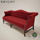 Bright Chair Camelback classic Sofa(3ddanlod.ir)