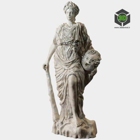 Classic Antique Sculpture(3ddanlod.ir) 005