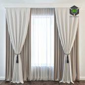classic Curtain 01(3ddanlod.ir) 073