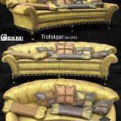 Ekmi Trafalgar (w = 310) sofa(3ddanlod.ir)