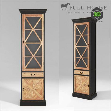 FULL HOUSE Showcase 1WBBG023 Black(3ddanlod.ir) 021
