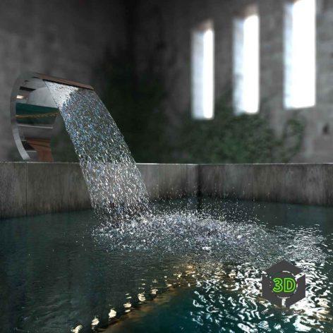 Fountain Cobra(3ddanlod.ir) 010