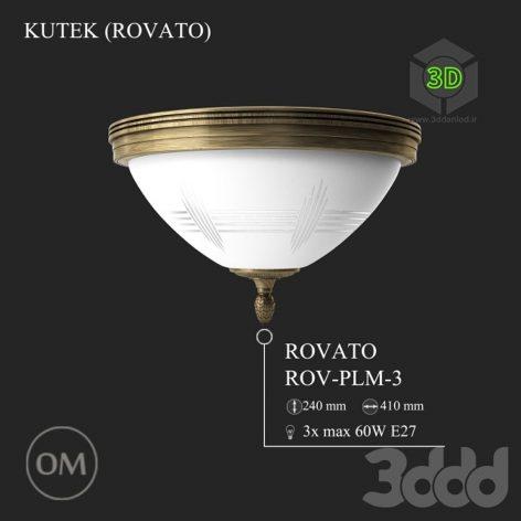 KUTEK (ROVATO) ROV-PLM-3(3ddanlod.ir)