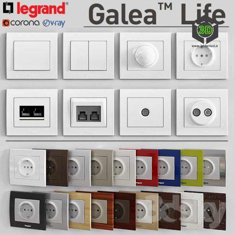 LEGRAND Galea Life(3ddanlod.ir) 036