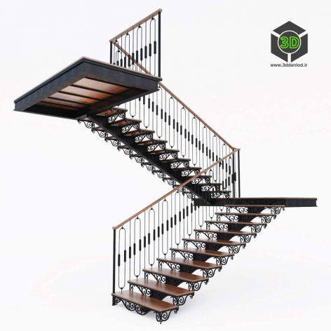 classic Ladder Forged duplex(3ddanlod.ir) 001