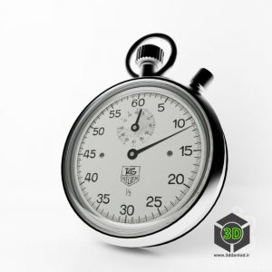 Mechanical Stopwatch(3ddanlod.ir)