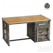 Metal,Container Desk(3ddanlod.ir)