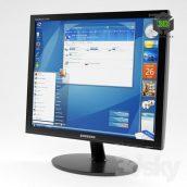Monitor Samsung SyncMaster E1920NR(3ddanlod.ir) 024