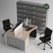 Office Furniture(3ddanlod.ir) 032