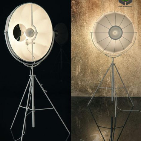 Pallucco Fortuny Floor Lamp(3ddanlod.ir)
