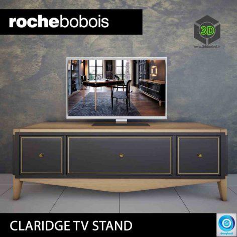 Roche Bobois Claridge Tv Unit(3ddanlod.ir) 014
