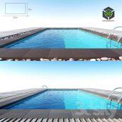 Swimming Pool 1 front view (3ddanlod.ir) 003