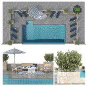 Swimming Pool 7 exterior plan(3ddanlod.ir) 010