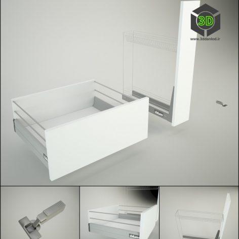 kitchen cabinet design 068(3ddanlod.ir)