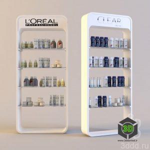 showcase_loreal(3ddanlod.ir)