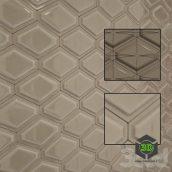 wall_tiles_hex(3ddanlod.ir)