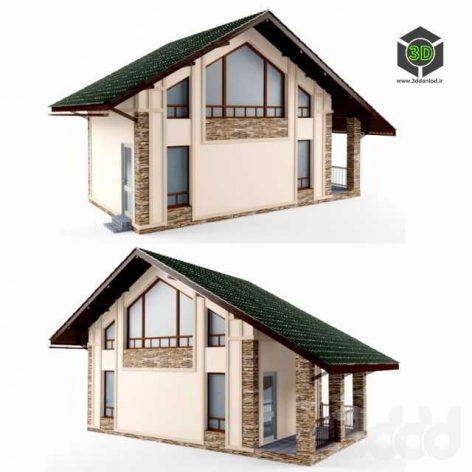 Гостевой домик (3ddanlod.ir)