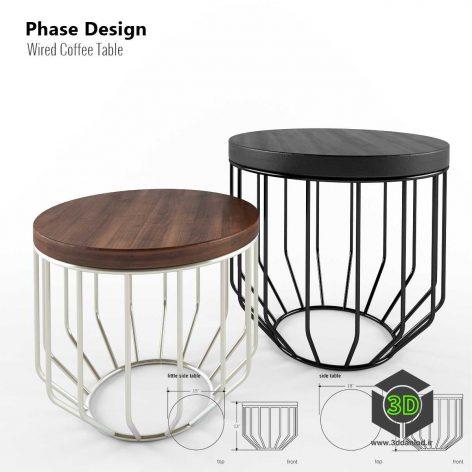 modern table metal 012(3ddanlod.ir)