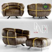Armchair Gamma Dandy Home CROSSOVER(3ddanlod.ir) 326