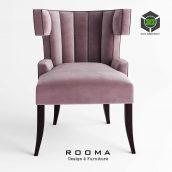 Armchair Tory Rooma Design(3ddanlod.ir) 867