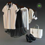Clothing Set 04(3ddanlod.ir) 082