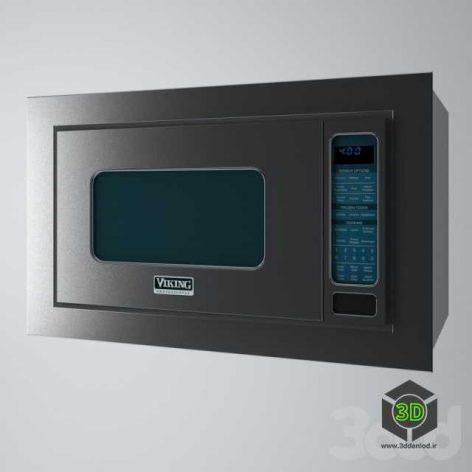 Viking microwave(3ddanlod.ir)