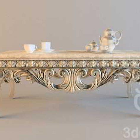 coffee_table_classic (3ddanlod.ir)