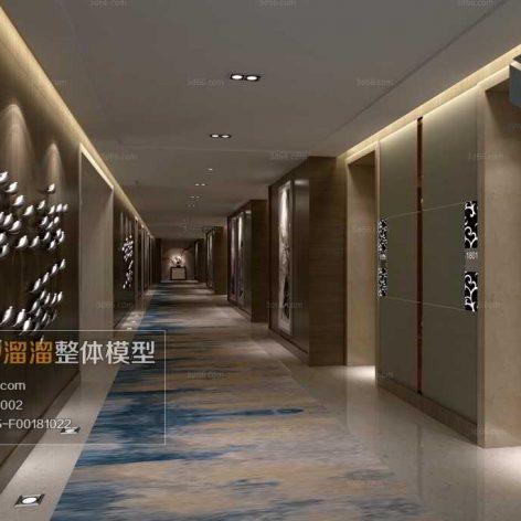 coridor interior 004 (3ddanlod.ir)
