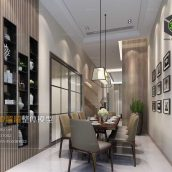 dinning room design 005 (3ddanlod.ir)