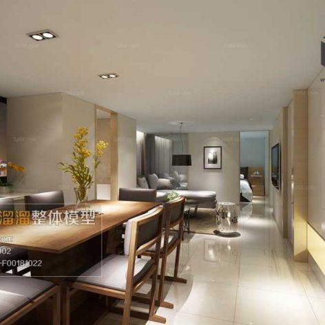 dinning room design 007 (3ddanlod.ir)