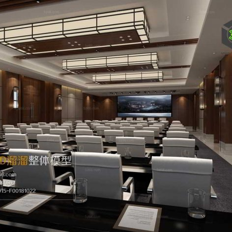 Conference Room 014 (3ddanlod.ir)