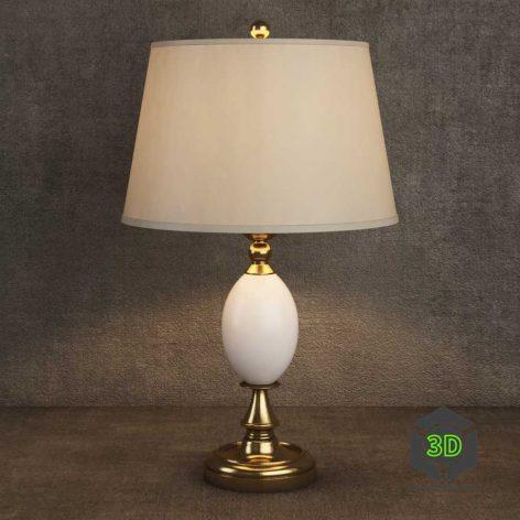 post modern desk lamp 004(3ddanlod.ir)