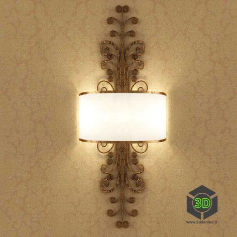 classic wall light 002(3ddanlod.ir)