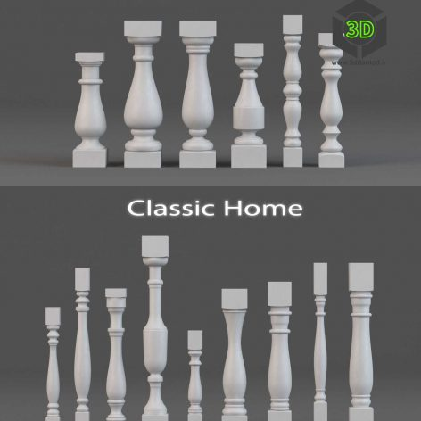 Balyasiny_ClassicHome_Gaudi 019 (3ddanlod.ir)