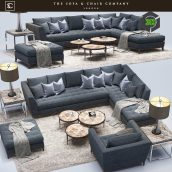 Barbica the Sofa and Chair Company(3ddanlod.ir) 264