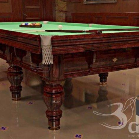 Billiard_Table_President(3ddanlod.ir)
