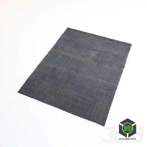 دانلود مدل سه بعدی فرش مدرن 016