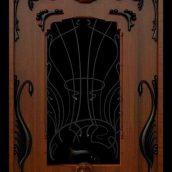 Carved door(3ddanlod.ir)