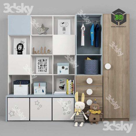 Childrens Furniture and Accessories 39(3ddanlod.ir) 184