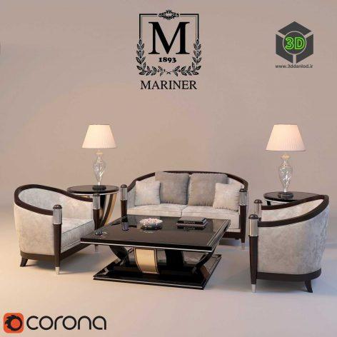 Collection of Furniture MARINER(3ddanlod.ir) 013