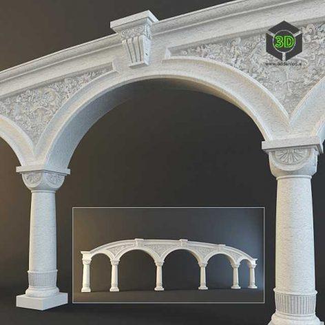 Colonnade (3ddanlod.ir) 017