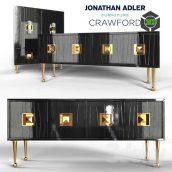 Crawford Console cabinet by Jonathan Adler(3ddanlod.ir) 023